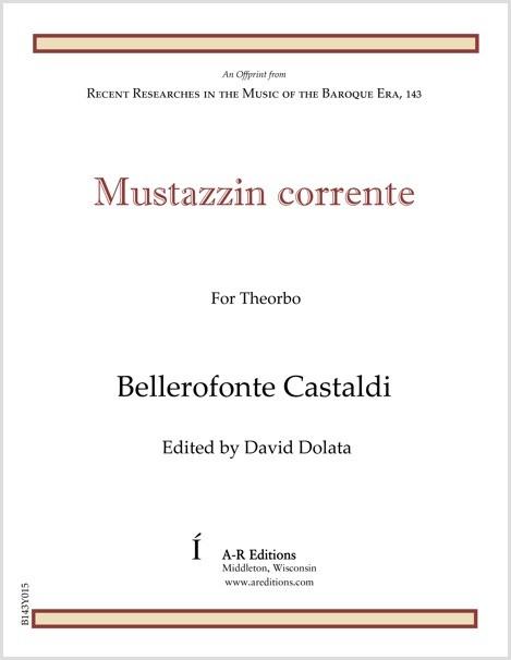 Castaldi: Mustazzin corrente