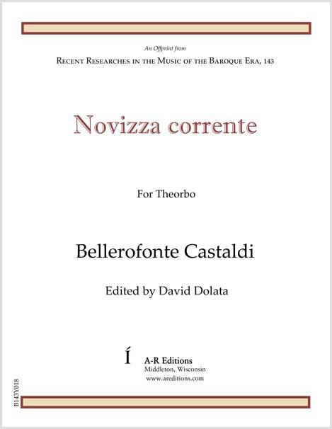 Castaldi: Novizza corrente