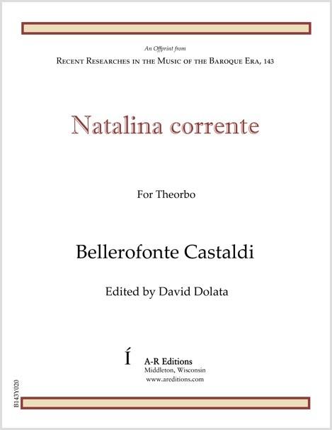 Castaldi: Natalina corrente