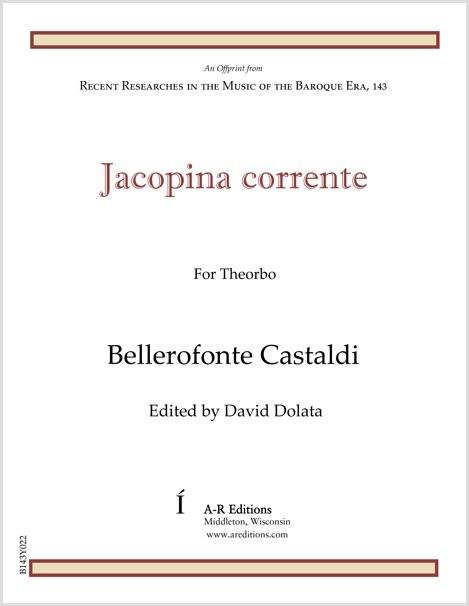 Castaldi: Jacopina corrente