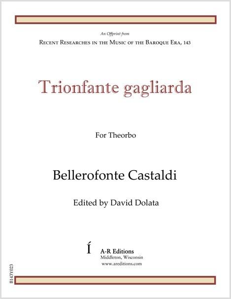 Castaldi: Trionfante gagliarda