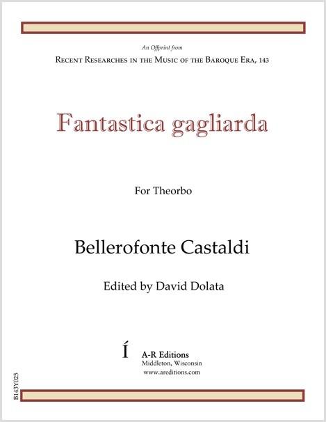 Castaldi: Fantastica gagliarda