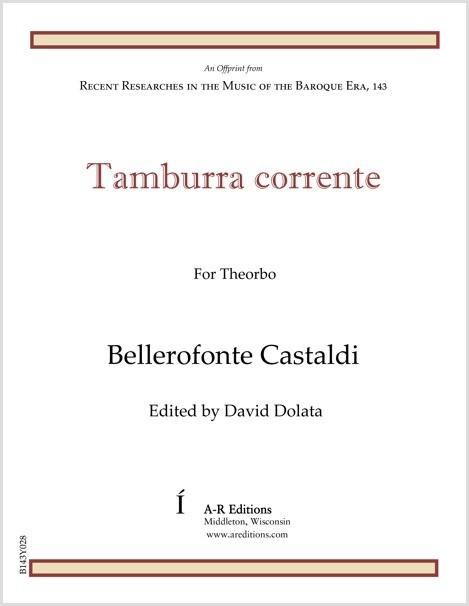 Castaldi: Tamburra corrente