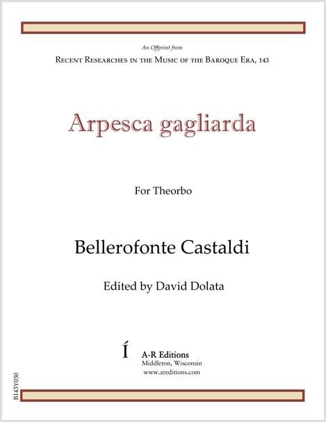 Castaldi: Arpesca gagliarda