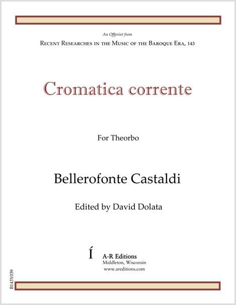 Castaldi: Cromatica corrente