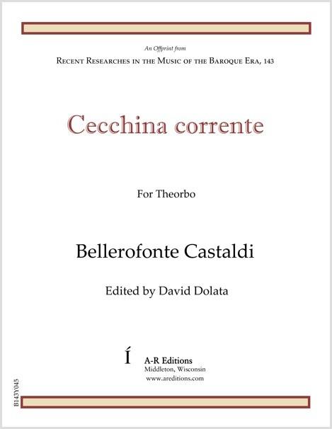 Castaldi: Cecchina corrente