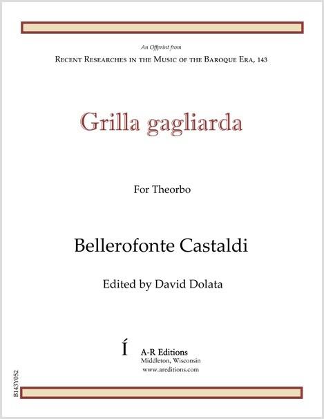 Castaldi: Grilla gagliarda