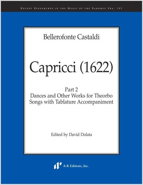 Castaldi: Capricci (1622), Part 2