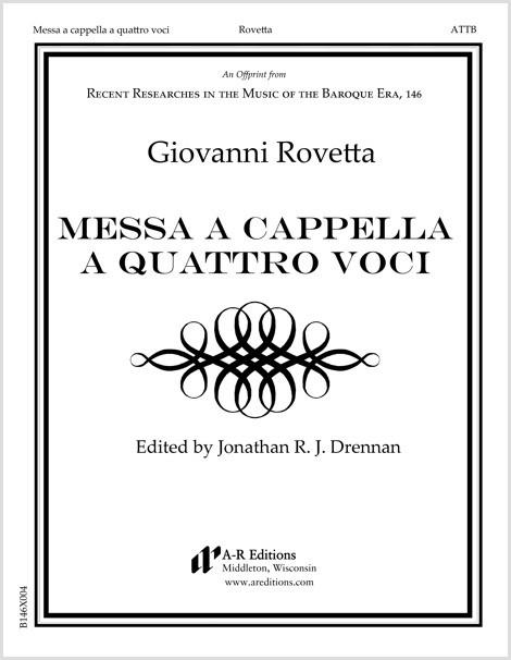 Rovetta: Messa a cappella a quattro voci