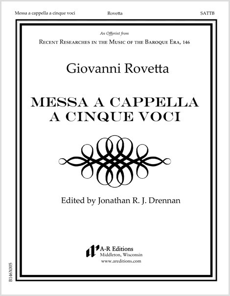 Rovetta: Messa a cappella a cinque voci