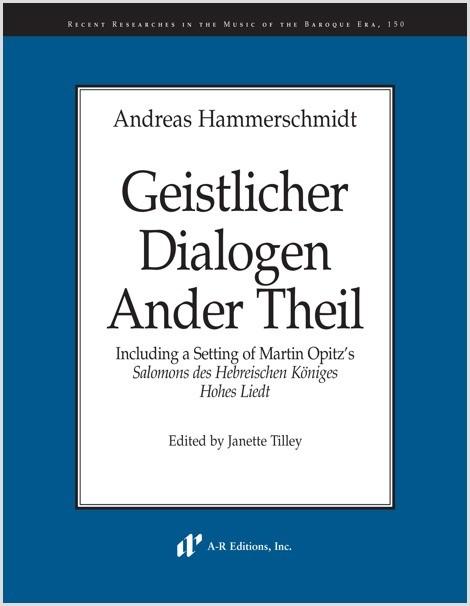 Hammerschmidt: Geistlicher Dialogen Ander Theil
