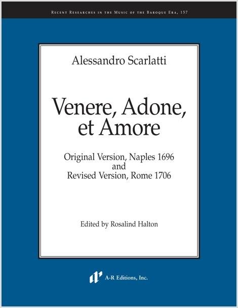 Scarlatti: Venere, Adone, et Amore