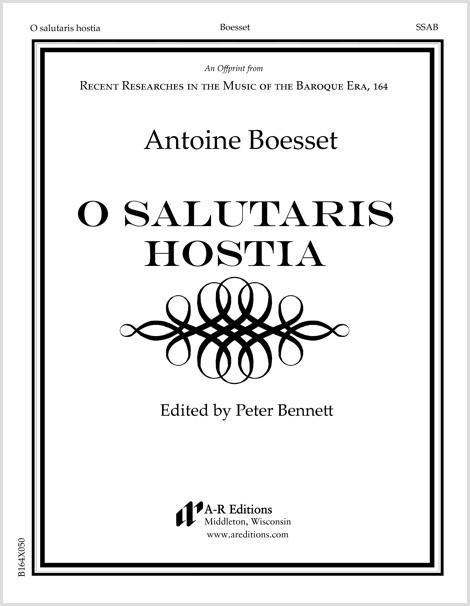 Boesset: O salutaris hostia