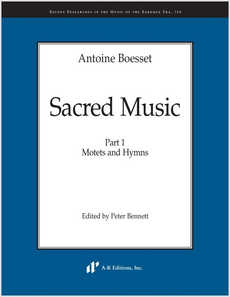 Boesset: Sacred Music