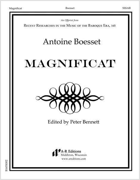 Boesset: Magnificat