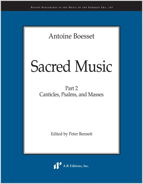 Boesset, Sacred Music, Part 2