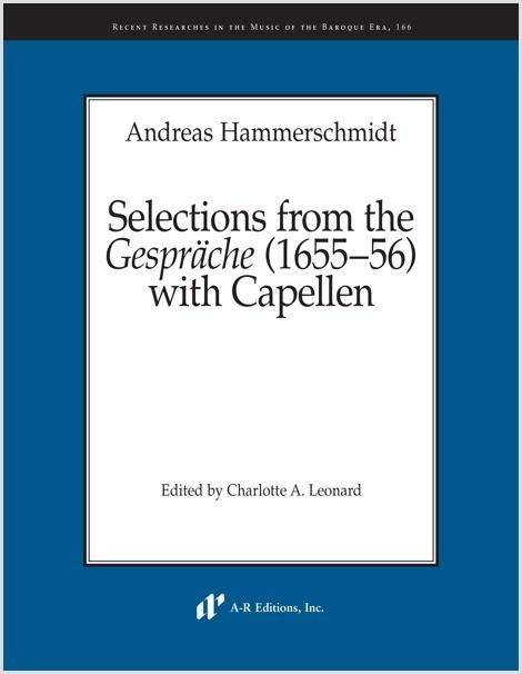 Hammerschmidt: Selections from the Gespräche (1655–56) with Capellen