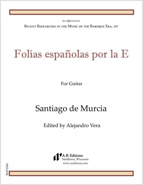 Murcia: Folías españolas por la E
