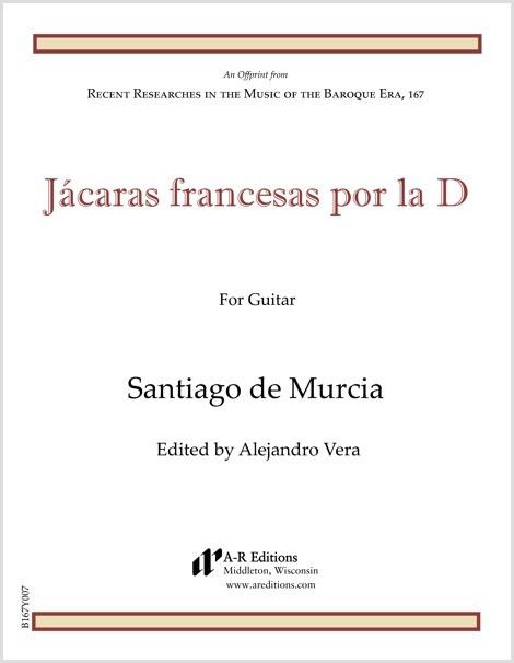 Murcia: Jácaras francesas por la D