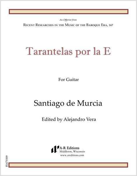 Murcia: Tarantelas por la E