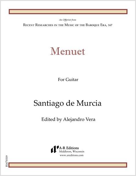Murcia: Menuet