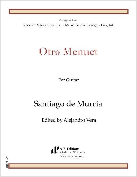 Murcia: Otro [Menuet]