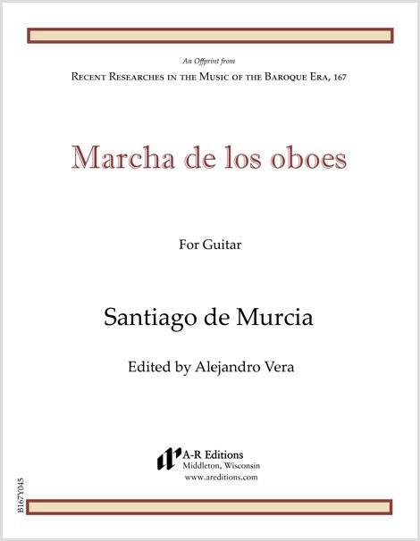 Murcia: Marcha de los oboes