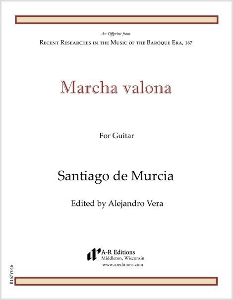 Murcia: Marcha valona