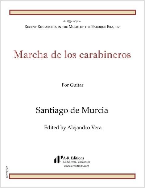 Murcia: Marcha de los carabineros