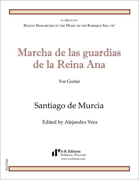 Murcia: Marcha de las guardias de la Reina Ana