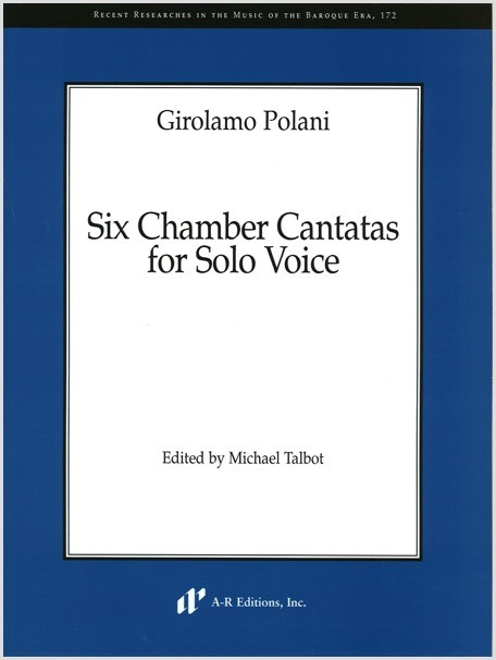 Polani: Six Chamber Cantatas for Solo Voice
