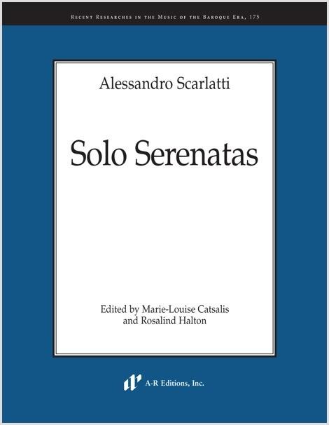 Scarlatti, A.: Solo Serenatas