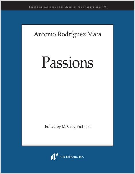 Rodríguez Mata: Passions