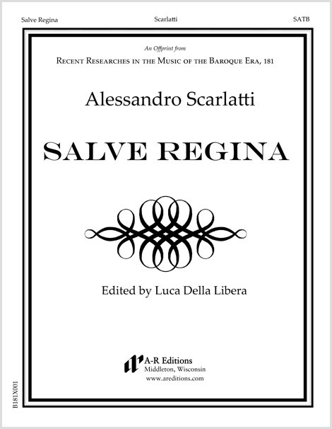 Scarlatti: Salve Regina