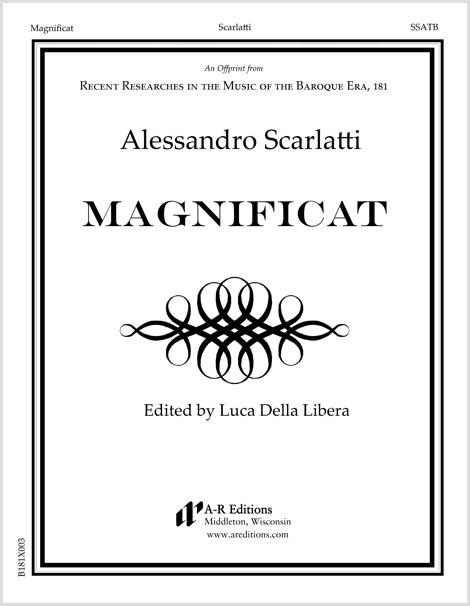 Scarlatti: Magnificat
