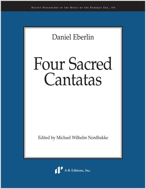Eberlin: Four Sacred Cantatas
