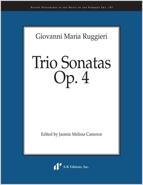 Ruggieri: Trio Sonatas, Op. 4