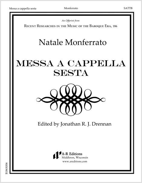 Monferrato: Messa a cappella sesta