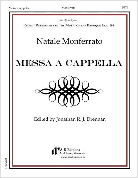 Monferrato: Messa a cappella