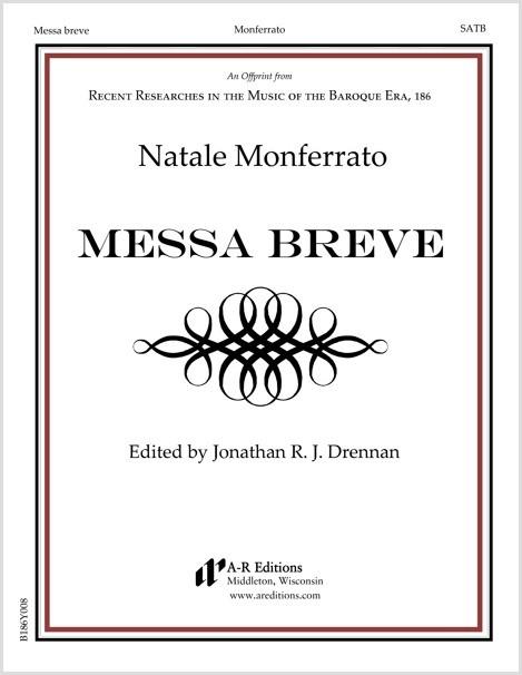 Monferrato: Messa breve