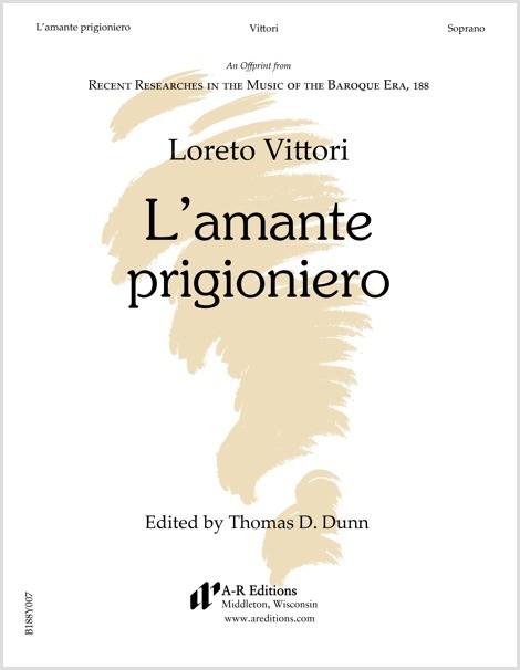 Vittori: L'amante prigioniero
