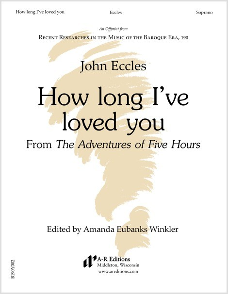Eccles: How long I've loved you