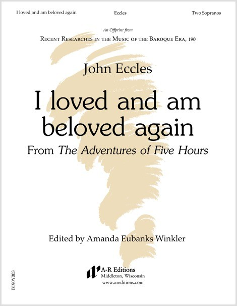 Eccles: I loved and am beloved again