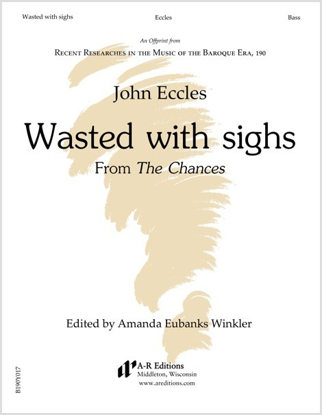 Eccles: Wasted with sighs