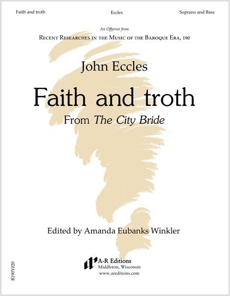 Eccles: Faith and troth