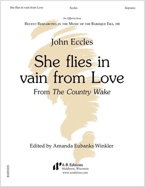 Eccles: She flies in vain from Love