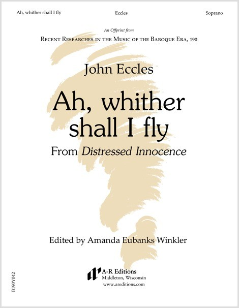 Eccles: Ah, whither shall I fly