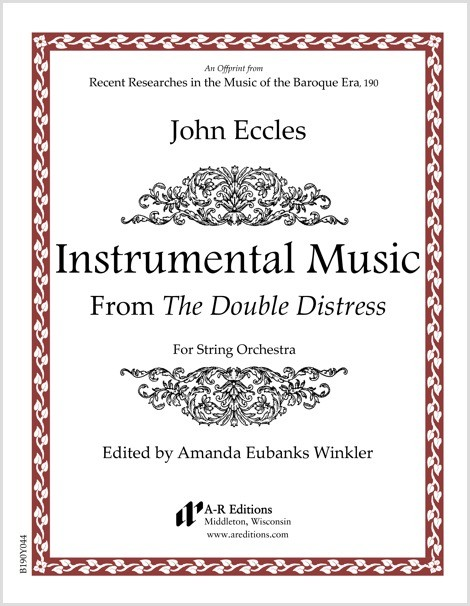 Eccles: Instrumental Music