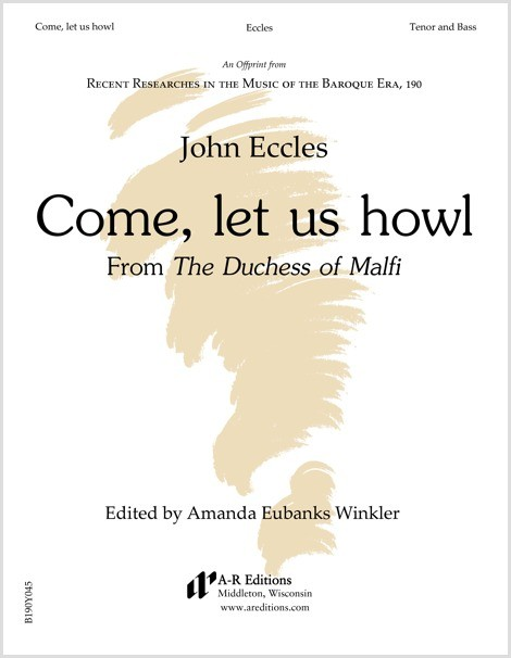 Eccles: Come, let us howl