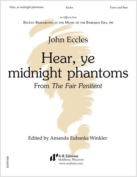 Eccles: Hear, ye midnight phantoms